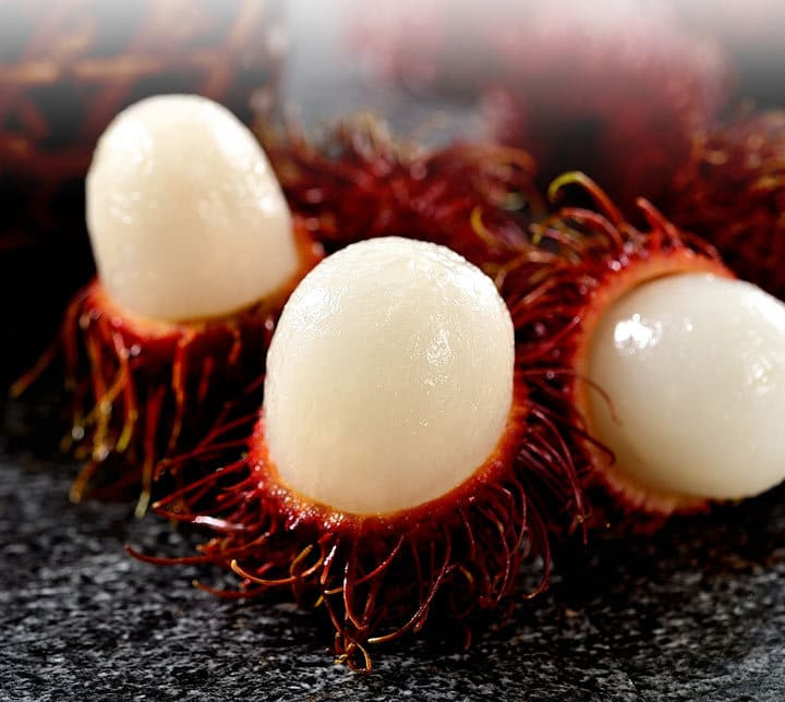泰國進口鮮凍紅毛丹