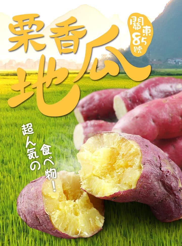 特A級日本栗香地瓜