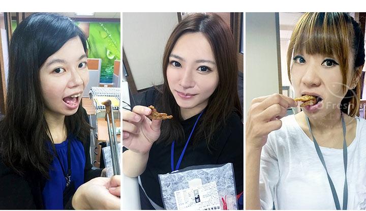 愛上鮮團購美食 川味煙燻無骨鳳爪(微辣)