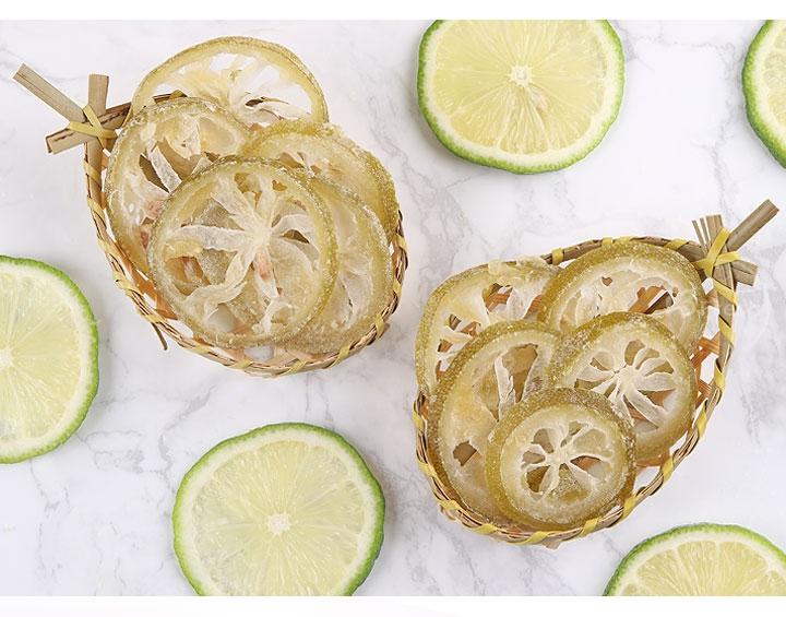 愛上鮮團購美食檸檬鮮果乾
