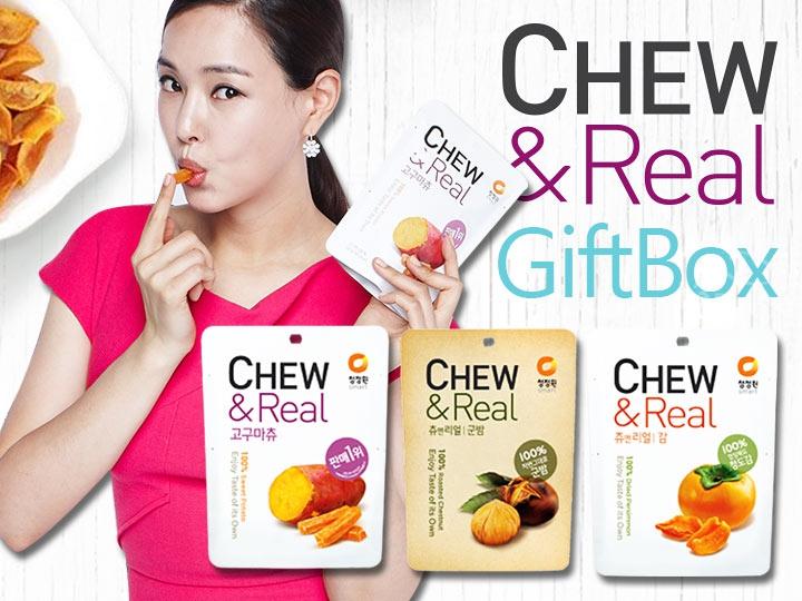 韓國100%零添加果乾禮盒