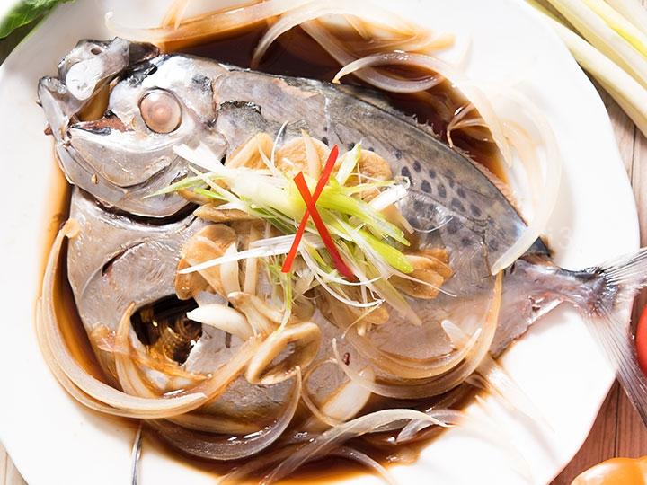 鮮凍野生皮刀魚(2隻/包)