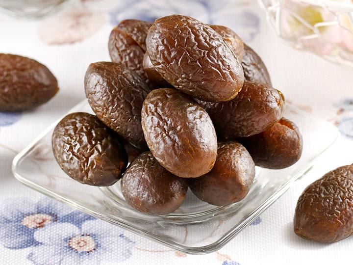 鹹酸甜無籽橄欖