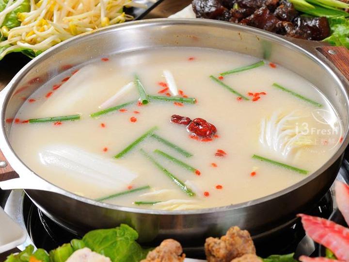 北海道養台北 牛肉生豚骨湯