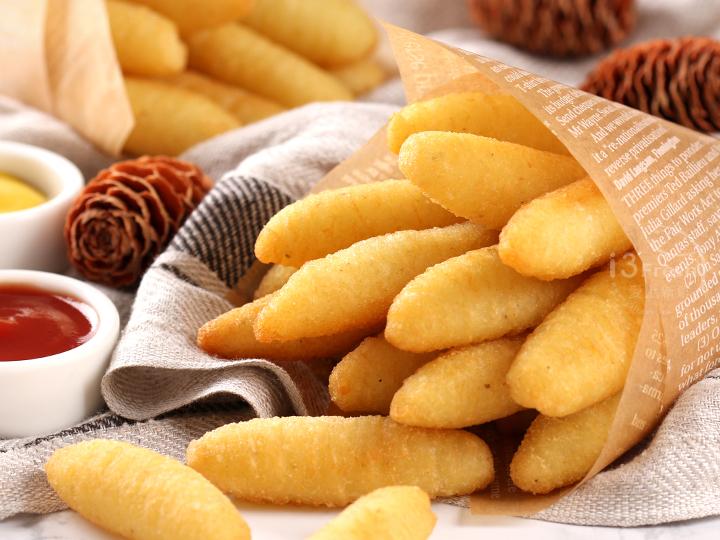 比利時松果脆薯