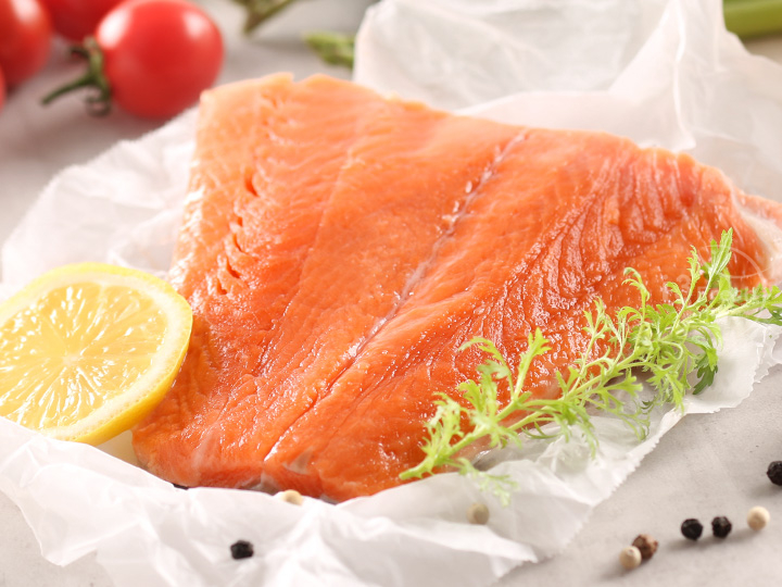 鮮凍智利鮭魚清肉排