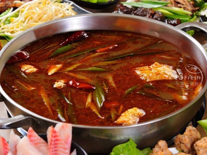 ifresh 魚品四川極香麻辣湯