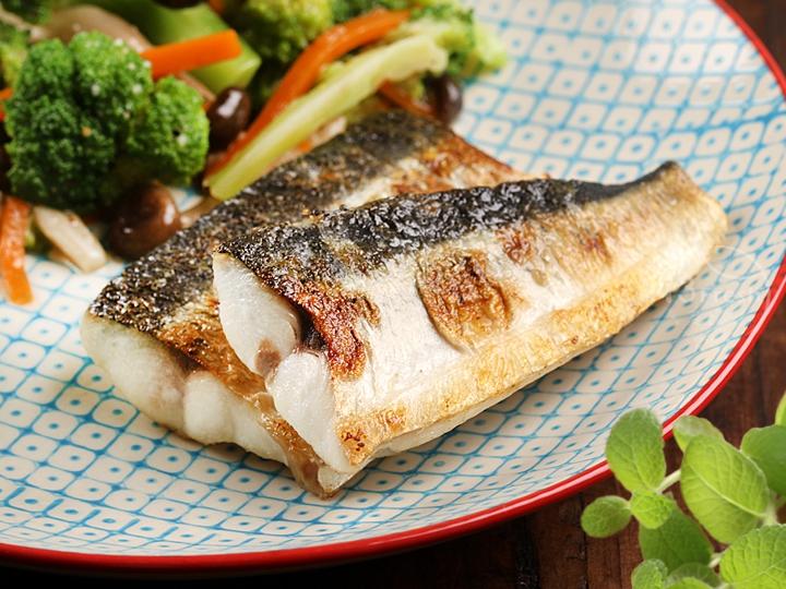 野生水針魚清肉排