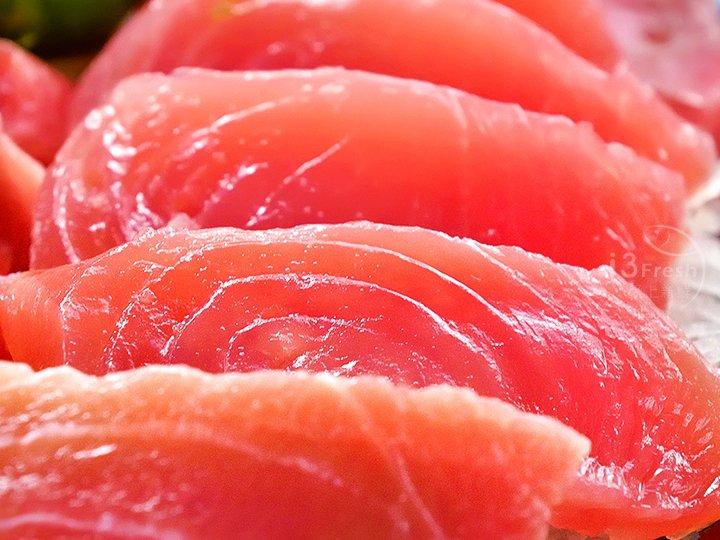 特A級大目鮪茄子 料理生魚片
