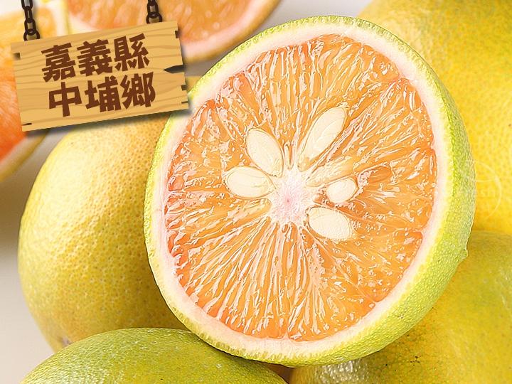 嘉義鮮採紅心甜橙(5斤)