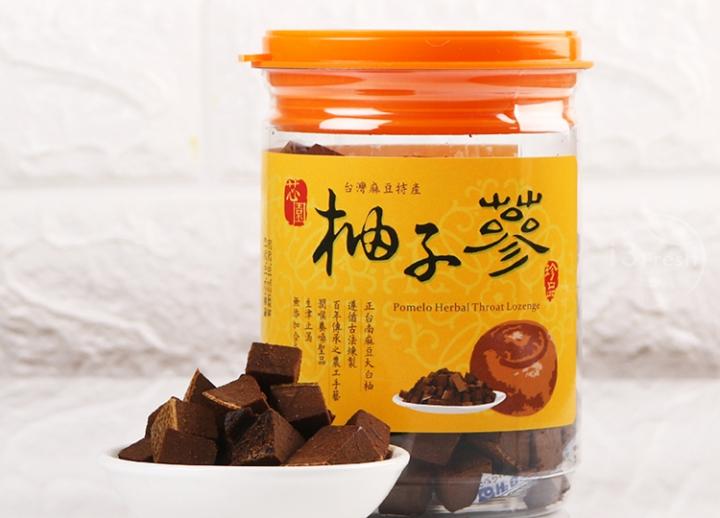 台南農產 芯園柚子蔘