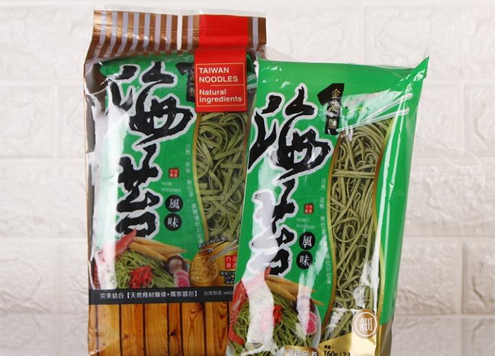 台南農產 海苔風味拌麵