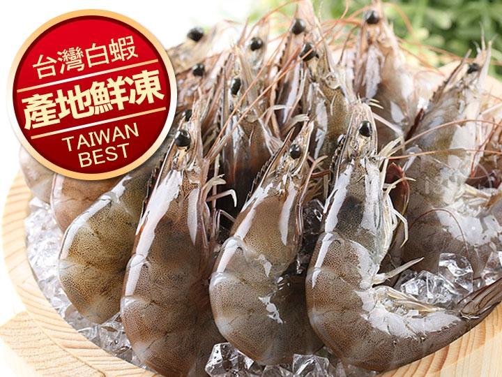 台灣極ifresh 魚鮮白蝦