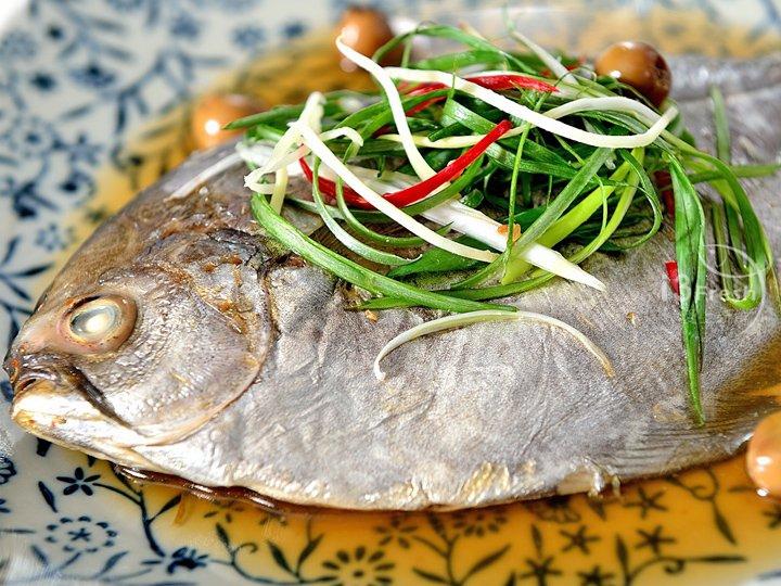 鮮嫩肉鯧魚(二隻/包)