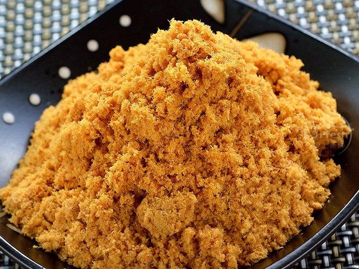 純黃金斑鱸魚鬆
