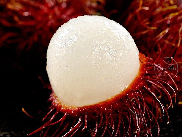 愛上鮮團購美食泰國進口鮮凍紅毛丹