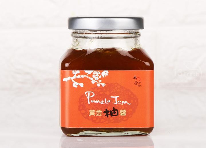 台南農產  黃金柚醬